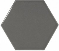 Equipe 21913 Scale Hexagon Dark Grey 12.4x10.7