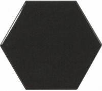 Equipe 21915 Scale Hexagon Black 12.4x10.7