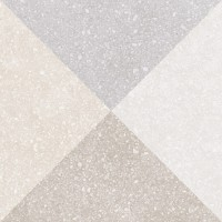 Equipe 23542 Micro Elements Taupe 20x20